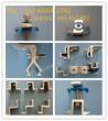 厂家直销太阳能支架压块(图片)光伏晶硅铝压块哪里有图片