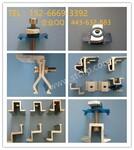 太阳能光伏边压块铝合金边压块光伏支架铝合金压块图片