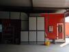河南洛阳区优质环保高温烤漆房汽车烤漆房直销蓝海烤漆房厂家
