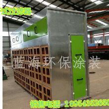 大型家具活性炭废气吸附装置厂家直销,油漆废气过滤箱活性炭箱