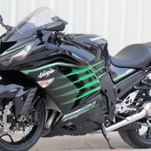 出售川崎六眼魔神ZX-14R进口摩托车跑车大排量摩托车川崎摩托车图片