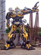 巨霸气大黄蜂变形金刚模型展览出租租赁啦