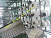 供应新型矿材——煤矿用井下用聚酯纤维增强塑料网假顶