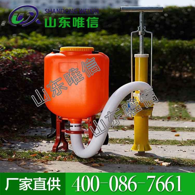果树施肥器施肥量20-160g,施肥深度12-20cm.