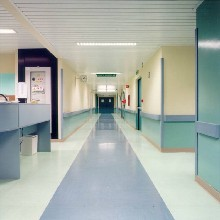 净化室PVC地胶医院手术室地胶耐磨图片