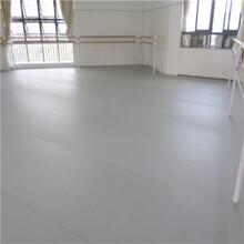 舞蹈室地胶厚度舞蹈地胶价格安装PVC卷材地板图片