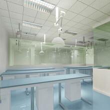 医用塑胶地板工厂按装医用地板图片