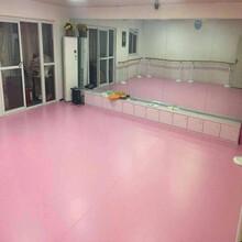 舞蹈房地胶销售北京舞蹈房地板胶图片