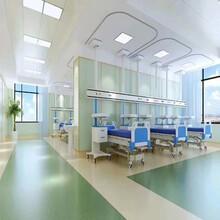 医院用pvc地板胶医院用胶地板啥样的好图片