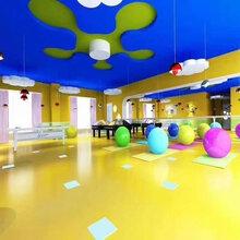 幼兒園地膠板圖片定制幼兒園卡通地板