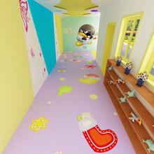 幼兒園地膠地板工廠現貨pvc地膠厚度顏色
