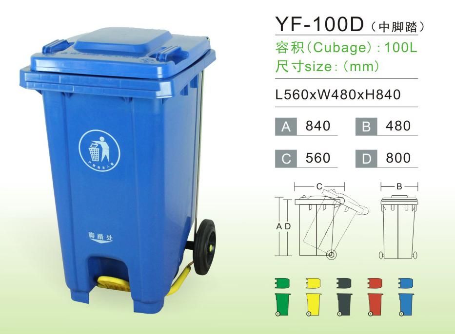 【塑料垃圾桶图片大全】