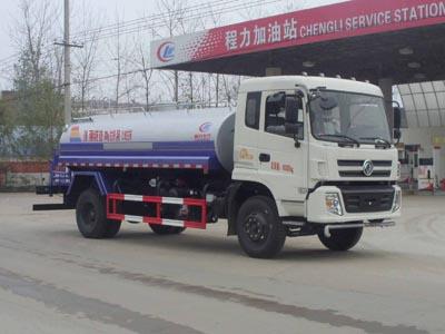 东风国五5吨洒水车价格,洒水车厂家直销