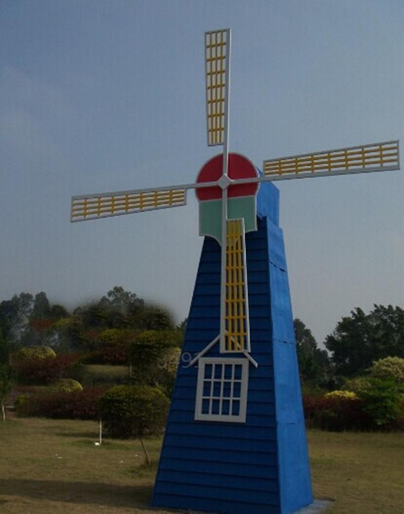 全新荷兰风车,全新模型道具图片