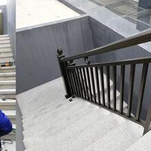 全国案例欢乐海岸蓝楹湾3G栋别墅铝艺阳台护栏-久瑞门业图片