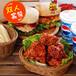 雞排漢堡炸雞加盟特色大雞排美味韓式炸雞火爆熱賣