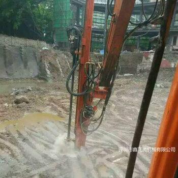 挖改液壓鉆機適用于各種工況