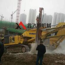 挖改鉆機節能快速