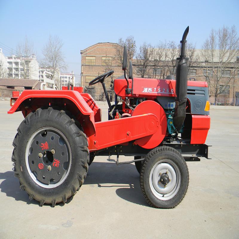 供应潍坊小四轮拖拉机ts170电启动单缸拖拉机