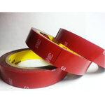 销售尼龙粘接超纤布专用胶模切加工3M双面胶强力进口胶粘双面胶