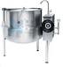 皇冠型蒸汽夾層鍋廚房設備熬煮鍋鍋具