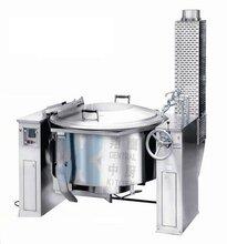 低輻射可傾燃氣炒鍋炒菜機可傾炒鍋廚房設備不銹鋼炒鍋