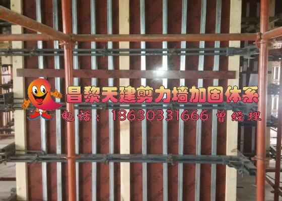 浙江钢支撑  当前的建筑施工工地上,采用的是方木作为竖杠,两根钢管作