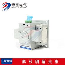 供应智能双电源切换装置DBQ3-63/2P迷你型智能双电源