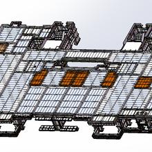 铝模板设计/供应建筑铝模板图片