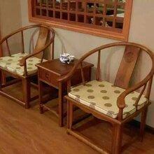 成都精品禅意中式家具批发厂家,沙发图片
