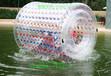 特价水上滚筒球水上步行球草地悠波球手摇船水上游乐设施充气水池