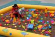 小型家用充气城堡乐园喜洋洋室外充气城堡蹦蹦床淘气堡室内游乐