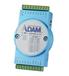 研华ADAM-4117亚当8路模拟量输入采集模块Modbus宽温顺丰adam4117