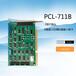 全新PCL-711B8通道12位模拟量输入板卡DB37接头