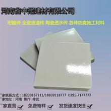 河北耐酸砖厂家电厂30加厚耐酸地砖L图片
