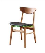 创意实木餐椅设计家具订做工厂创意实木餐椅皮革典艺坊供