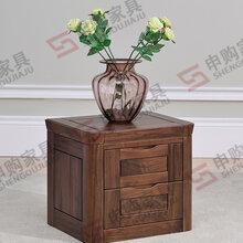 床头柜_环保家具_卧室家具_上海申购家具
