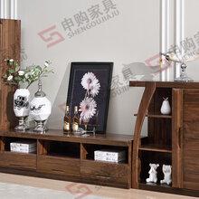 供应厅柜组合厅柜实木家具厂家上海申购家具