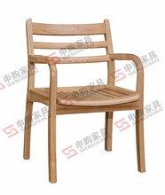 FM07扶手椅实木扶手椅实木餐椅实木家具厂家