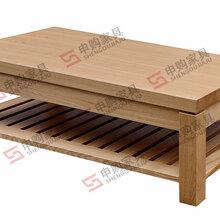FF03茶几实木茶几上海申购家具环保家具倡导者