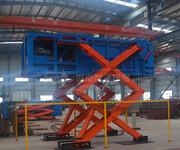 成套垂直垃圾压缩站设备构造及特性图片