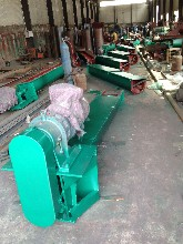 U型螺旋输送机输送机U型输送机厂家-沧州金阳环保机械有限公司图片