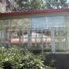 北京专业阳光房不锈钢防护栏防盗门铁艺围栏阁楼楼梯