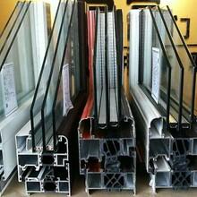 北京專業斷橋鋁門窗制作斷橋鋁窗戶安裝防盜窗安裝圖片