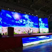 P1.9小间距室内高清小间距LED显示屏厂家图片