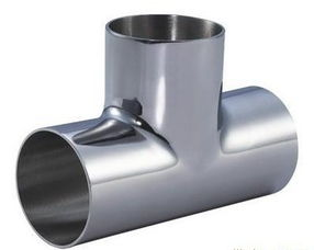 卫生级不锈钢焊接三通