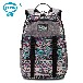 广州厂家生产订制时尚新款数码印双肩电脑背包户外运动背包