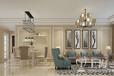 旭升-君河湾108平两室两厅案例现代简约风格装修效果图