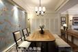 旭升-君河湾三室两厅143平案例现代简约风格装修效果图