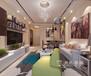 洛阳美巢装饰开元壹号86平两室两厅现代简约风格装修效果图